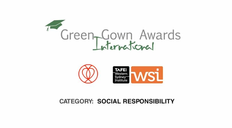 Congratulations to Cana Community – second in the Green Gown ...