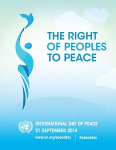 Intl Day of Peace